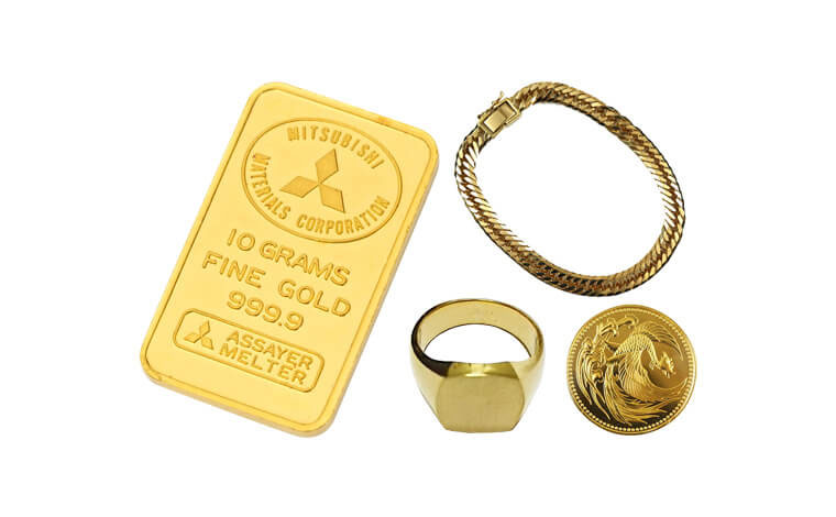 金・プラチナ製品