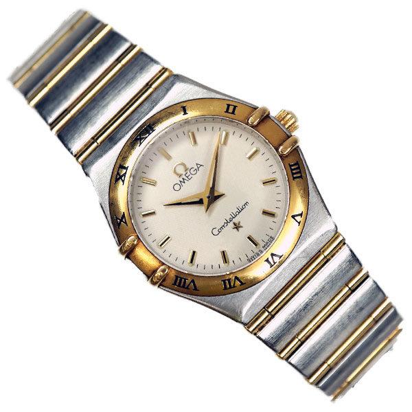 OMEGA オメガ コンステ レーション ミニ 1362.30 レディース ウォッチ 女性 腕時計