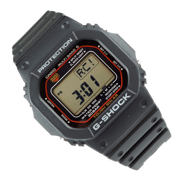 CASIO カシオ G-SHOCK ジーショック 映画「SP」コラボレーションモデル GW-M5600SP SPモデル ブラック ダイバー メンズ  腕時計 Sランク