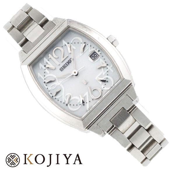 SEIKO セイコー LUKIA ルキア SSVN017 レディース 腕時計 Aランク